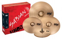 Sabian B8X Performance Set Plus Beckenset