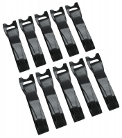 Pronomic KB-300N Hook and Loop Cable Ties 300 mm 10-pack