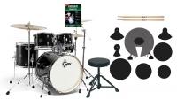 Gretsch Energy Drumkit Black Beginner Set