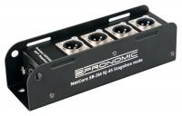 Pronomic NetCore SB-3M Multicore-Stagebox male