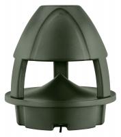 Pronomic HLS-560BT BK 360° enceinte d'extérieur avec Bluetooth® vert 120 Watt