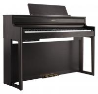 Roland HP704-DR Digitalpiano dunkles Rosenholz - 1A Showroom Modell (Zustand: wie neu)
