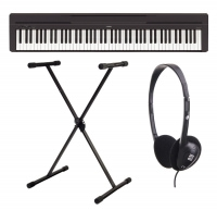 Yamaha P-45B Digitalpiano / Stagepiano Set