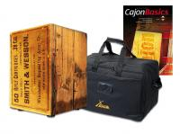 "VOLT Cajon ""The Ammo"" Set inkl. Tasche"