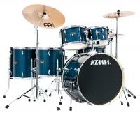 Tama IE62H6W-HLB Imperialstar Drumkit Hairline Blue