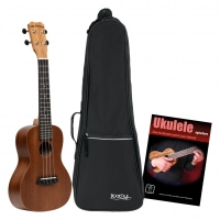Islander by Kanilea MC-4 Konzert Ukulele Set