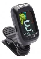 Boss TU-02 Clip-On Tuner