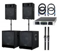 McGrey Powerstage-4200 PA-System 4200 Watts