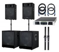 McGrey Powerstage-4200 système de sonorisation PA 4200 Watt