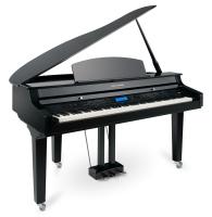 Classic Cantabile GP-A 810 Piano de cola digital en negro brillante