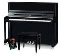 Kawai K-300 ATX 3 E/P Klavier Set Schwarz