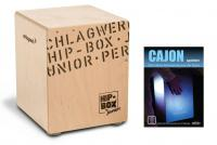 Schlagwerk CP401 Hip Box Junior Cajon Set inkl. Cajonschule