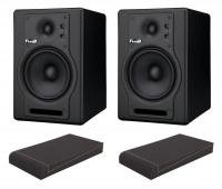 Fluid Audio F5 Aktiv-Studiomonitor ISO Set