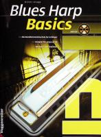 Blues Harp Basics + CD
