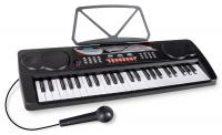 McGrey BK-4910BK Clavier avec 49 Touches et Pupitre Support de Notes Noir