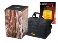 "VOLT Cajon ""The Stub"" Set inkl. Tasche"