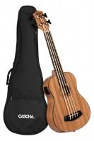 Cascha Bass Mahagoni Ukulele