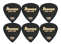 Ibanez PA16MSG-BK Grip Wizard Sand Medium - 6er Pack