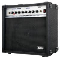 Soundking AK20-RA Gitarrencombo - 2-Kanal, 60 Watt - Retoure (Zustand: gut)
