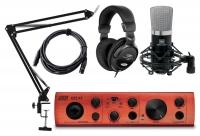 ESI U22 XT USB 2.0 Audiointerface Podcast Set
