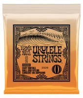 Ernie Ball 2329 Ukulele Ball-End Saiten Clear