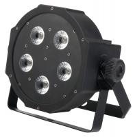 Show Lite FLP-5x8W RGBW Flat Panel Line light effect (Disco Light, DMX control, automatic control, music control)