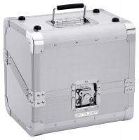 Reloop 80 Record Case Silver