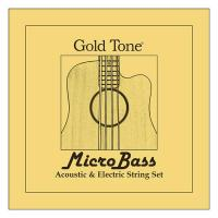 Gold Tone MBS Micro Bass Polymer