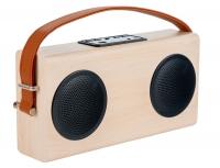 Bennett & Ross Stavanger Bluetooth Boombox Lautsprecher mit FM Radio und Powerbank - Retoure (Zustand: sehr gut)