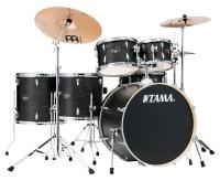 Tama IE62H6W-BOW Imperialstar Drumkit Black Oak Wrap