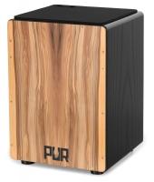 PUR Cajon PC124 Vision QS Black Satin Nuss (Medium)