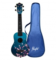 Flight TUS32 Sakura Travel Sopran Ukulele
