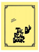 The Real Book - Vol. I Bb Edition (6th ed.)