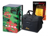 "VOLT Cajon ""Jungle Ace"" Set inkl. Tasche"