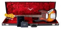 Fender Custom 1962 Journeyman Relic Jazz Bass 3CS