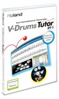 Roland DT-1 V-Drum Tutor Lernprogramm