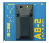 Boss AB-2 A/B Selector