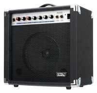 Soundking AK20-GR amplificateur pour guitare, 2 canaux, 60 watt