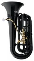 Classic Cantabile MardiBrass plastica Bb Tuba Nero