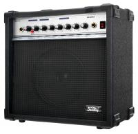 Soundking AK20-RA amplificateur pour guitare - 2-canaux, 60 watt