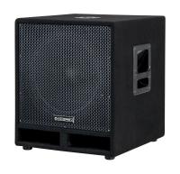 "McGrey PAS-115 15"" passiver PA Subwoofer Bass Lautsprecher Box 1200 Watt"