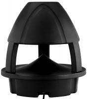 Pronomic HLS-560BT BK 360° Outdoor-Lautsprecher mit Bluetooth® Schwarz 120 Watt