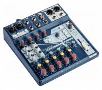 Soundcraft Notepad-8FX Kompaktmischpult