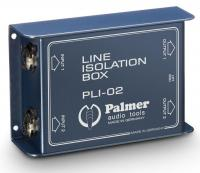 Palmer PLI02 Line Box - 2 Kanal