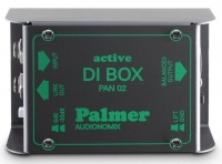 Palmer PAN02 aktive DI-Box