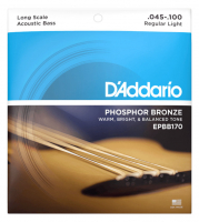 D'Addario EPBB170 Regular Light