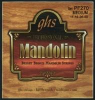 GHS Mandolinensaiten bronce PF 270 Medium