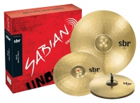 Sabian SBR Performance Cymbal Set Beckenset