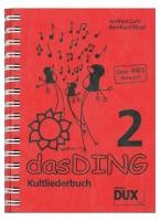 Das Ding 2 Kultliederbuch