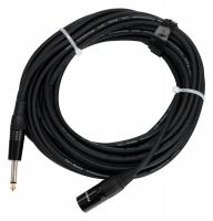 Pronomic Stage JMXM-10 Audiokabel Monoklinke/XLR 10m Schwarz